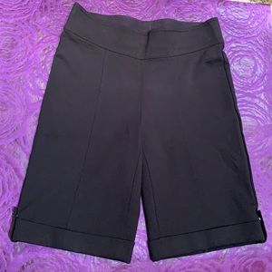 Nygard Slims Shorts, Black, Small, Great Condition